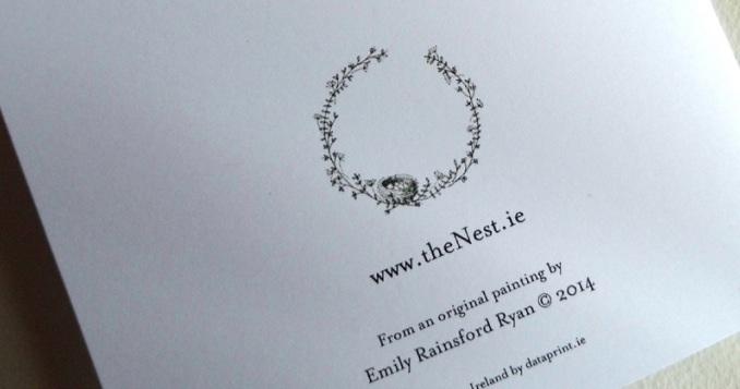 The nest logo image